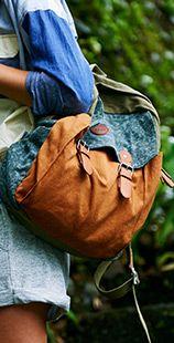 "Backpacks, Purses & Handbags for Women, ""Likey Backpack"" #spring2015 #roxyaccessories @roxy"