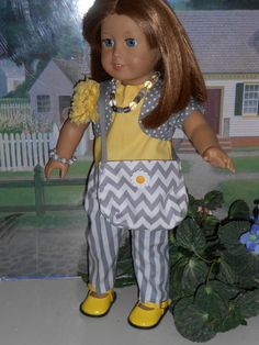 18 Doll Clothes  Shopping Anyone by MorgansCloset16 on Etsy