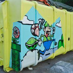 Stuttgart-Nord, Innerer Nordbahnhof #StreetArt #落書き #ArteCallejero #ストリートアート #art de rue #Straßenkunst ?? - https://wp.me/p7Gh1Z-2Eg #kunst #art #arte #sztuka #ਕਲਾ #konst #τέχνη #アート