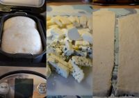Focaccia - plněný italský chléb
