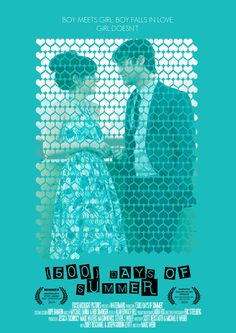 500 Days of Summer poster - by Hector Panhaut