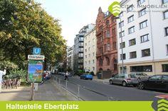 Köln-Neustadt Nord-Haltestelle Ebertplatz
