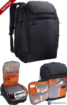 ce6364c8e368 Best Backpack for Spirit Airlines - Personal Item Backpacks Reviewed