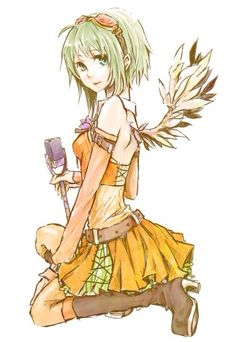 I like how gumi always has a steampunk like air to her.