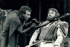 """Anthony Sher in the 1984 Bill Alexander RSC production struck many as 'the most impressive Richard since Olivier"""""""