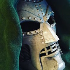 Something we liked from Instagram! The Doctor will see you now.  #6123D #3DPrinting #3DPrinted #3DPrinter #Minneapolis #Minnesota #Midwest #6123D #Makeraddictz #3DHubs #3D #Cosplay #Props #Prop #Replica #Art #Sculpture #Etsy #DrDoom #Fantastic4 #FantasticFour #Halloween by 6123d check us out: http://bit.ly/1KyLetq