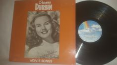 Deanna Durbin - Movie Songs - MCA Records LP