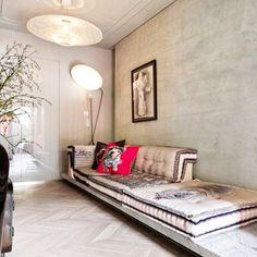 On instagram by csdecoranddesign #homedesign #contratahotel (o) http://ift.tt/1SEHmul... F L O O R . L I V I N G ... Otra sala Roche Bobois son espacios prácticos llenos de diseño! Roche siempre sorprenderá con las mejores telas entre esas MISSONI y MAH JONG! #csdecoranddesign #homedecor  #interiors #interiordesign #livingroom #rochebobois