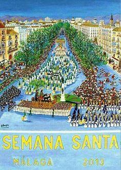 Semana Santa de Malaga - Web oficial de turismo de Andalucía