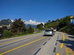 Trentino #Alto #Adige: #Pergine-Cirè tracciati pista ciclabile e marciapiede (link: http://ift.tt/2bY0uWO )