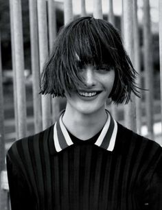 cool Vogue UK March 2014 | Sam Rollinson by Alasdair Mclellan  [Editorial]