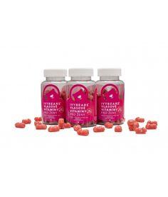 IVY Bears vlasové vitamíny pro ženy - 3 kusy - BellaSalute s.
