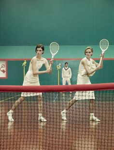 tennis in style