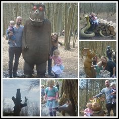 Thorndon Country Park And The Gruffalo Trail! Gruffalo Trail, The Gruffalo, Garden Crafts, Rowan, Fern, Trips, London, Country, Children