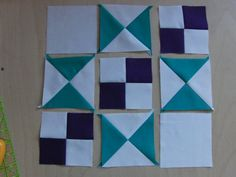 Traditional Patchwork Sampler Quilt Tutorial – Oh Sew Tempting Quilting Tutorials, Quilting Projects, Quilting Designs, Sewing Projects, Quilting Tips, Machine Quilting, Sewing Tips, Star Quilts, Easy Quilts