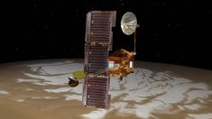 A rover navigating the surface of Mars is not a simple task, but it will become easier now that NASA's Mars Odyssey spacecraft has resumed full service following recovery after entering a safe standby mode on Dec. 26, 2016.