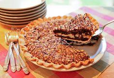 Bake-Off # 39: Cream Cheese Brownie Pie - The Culinary Cellar