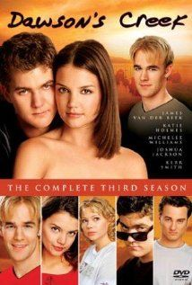 Dawson's Creek - long tedious monologues for such young people and flip flopping relationships... it was hard to look away until the last credit rolled by =)