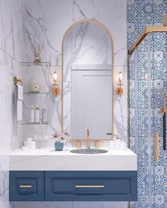 Modern Bathroom Tile Design, Trends 2020