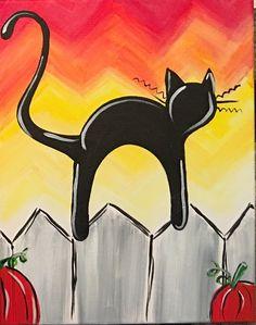 Kitty Cat Big Little, Autumn Art, Kids Events, Our Kids, Kitty, Cat, Painting, Little Kitty, Kitty Cats