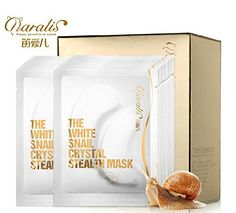 DIAIER Snail Essence Collagen Eye Mask Anti Wrinkle Aging Ageless Sleep Mask Dark Circles Eye Patche Mask To Face Skin Care Whitening >>> Details can be found by clicking on the image.