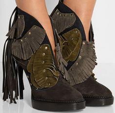 August 2015 Shoes Part Five: 20 Designer Boots, Pumps, and Sandals