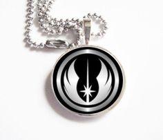 Jedi Star Wars Necklace