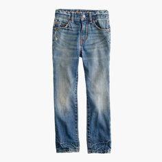 J.Crew Rugged Wash Jean In Slim Fit ($49.50)
