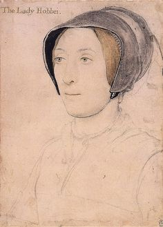 Elizabeth Stoner, Lady Hoby- I'm assuming these black bits I see are sunvisors pinned to their french hoods.