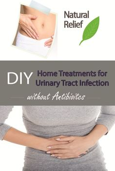 Treat Urinary Tract Infection at Home