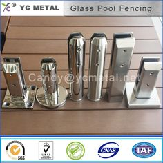 316 Stainless Steel Square Floor Mounted Satin Frameless Glass Support Post, View glass support post, YC METAL Product Details from Shanghai Youchuang Metal Products Co., Ltd. on Alibaba.com