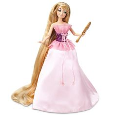 Disney Princess Designer Doll - Rapunzel   Flickr - Photo Sharing!