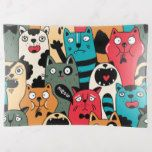 Shop The crowd of catsv trivet created by panova. Custom Yard Signs, Beautiful Kittens, Lawn Sign, Cat Signs, Sign Display, Corner Designs, Pet Gifts, Cute Cats, Art For Kids