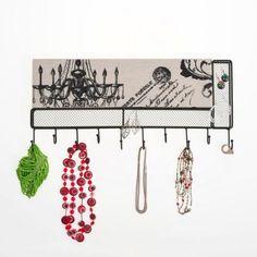 Bufanda Perchas para pantalones accesorios percha para pa/ñuelos Organizador para Pa/ñuelos Bufandas Percha met/álica con 10 para la decoraci/ón del hogar A1