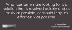 The customer always needs a solution... ‪#‎customerservice‬ ‪#‎entrepreneur‬ ‪#‎business‬