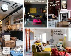 Você conhece seu estilo de decoração?