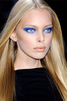 makeup looks for blue eyes - Google Search