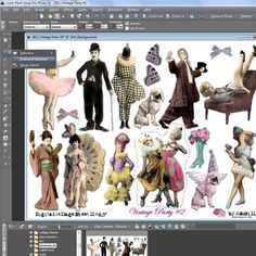 O M G, this site is AWESOME!! *Cute ᾔ CooL* Freebies: Paint Shop Pro Tutorials