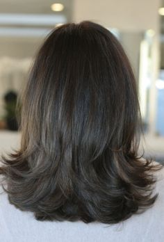 natural brunette hair color - wish I could get this color