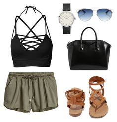 Untitled #5 by fashionblogger2122 on Polyvore featuring polyvore, fashion, style, Breckelle's, Givenchy, Christian Dior and clothing