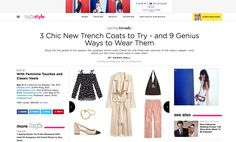 New Fashion, Fashion Beauty, Spring Trends, Chic, Stylish, How To Wear, Shopping, Jewelry, Shabby Chic