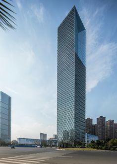 Galería de Torre Jiangxi Nanchang Greenland Zifeng / SOM - 3