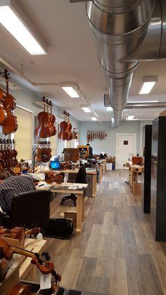 Luthier Shop After