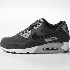 finest selection 0870d 0d90e Nike - Nike Air Max 90 LTR Homme Gris Pas Cher
