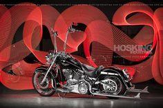 Savvas' 2007 Harley Davidson Softail Deluxe