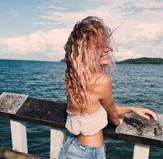 Apaixonada por cabelos cacheados ❤❤