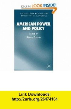 Statistics for business and economics 8th edition 9780132745659 american power and policy archival insights into the evolution of economics 9781403949561 fandeluxe Gallery