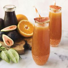 5 Healthful Kombucha Cocktails to Kick Off the New Year