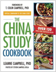 I had all ready watched and was blown away by Forks Over Knives before I read The China Study. When I read the book, the evidence and data presented there by T. Colin Campbell, PHD and his son Thom…