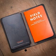 Rockin two Expedition Field Notes books in my case today.
